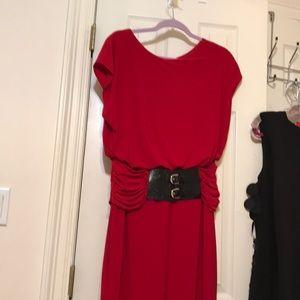 NET Red Adreian Papell Dress